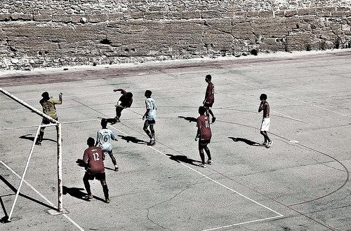Article : Viens jouer au foot avec nous !